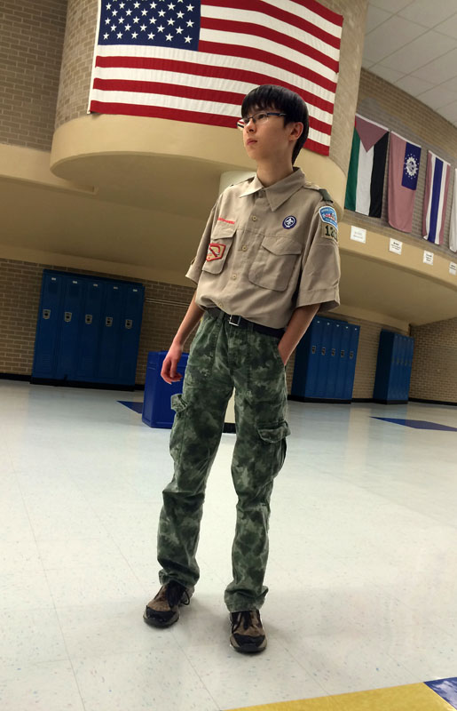 Tall Scout